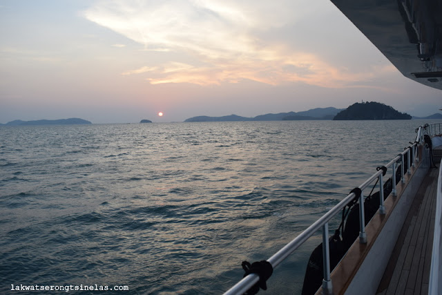 SEA FALCON DINNER CRUISE IN LANGKAWI