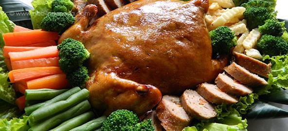 Resep Ayam Kodok Cabut Tulang