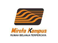 Loker Yogyakarta Bulan April 2020 di Mirota Kampus