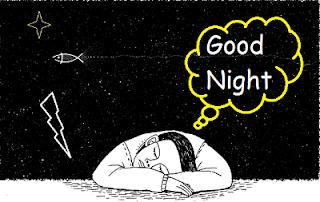 cute children's good night images