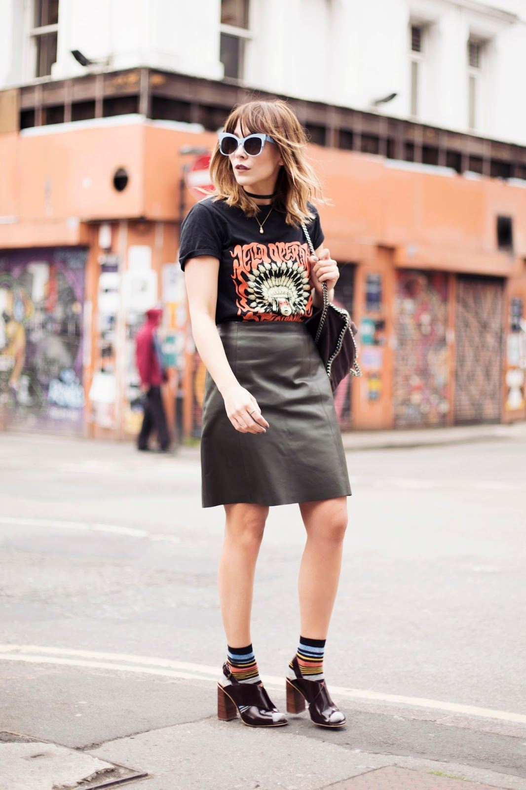 Megan Ellaby Rock & Roll Styling with Jigsaw, ASOS & Stella McCartney