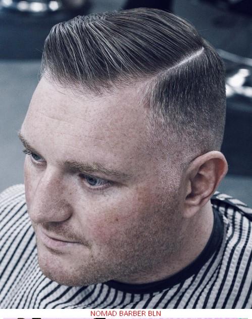 Model Gaya rambut pendek pria barbershop sesuai bentuk ...