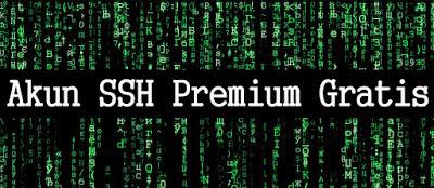 Cara Membuat Akun SSH 1 Bulan GRATIS 2017 Terbaru !