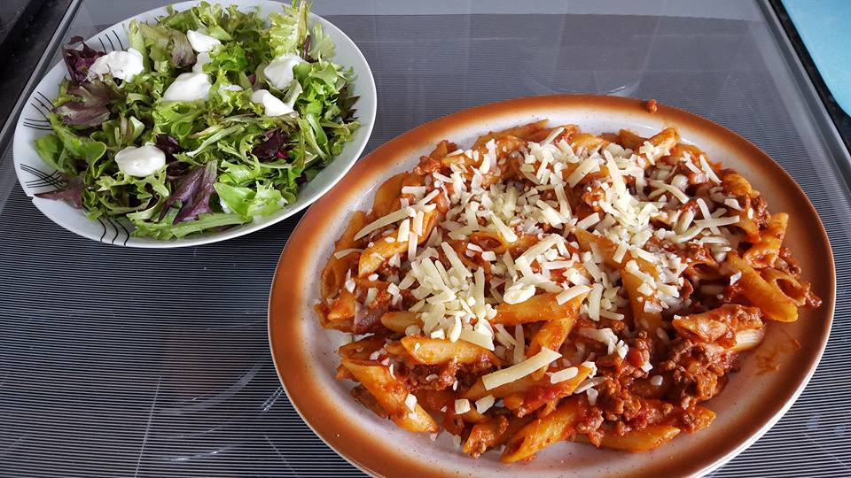 A World Of Slimming Recipes: Syn-free Bolognese Sauce