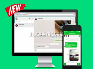 Aplikasi Whatsapp Untuk PC Terbaru   Blogsinyak