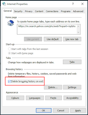 RUN Command untuk Keluar dari Akun Gmail kamu Secara Otomatis