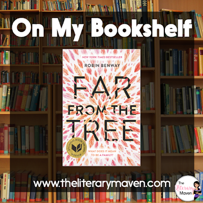 In Far From the Tree by Robin Benway, siblings separated from birth are reunited. Read on for more of my review and ideas for classroom use.