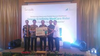 Sequis Launching Produk Asuransi Terbaru