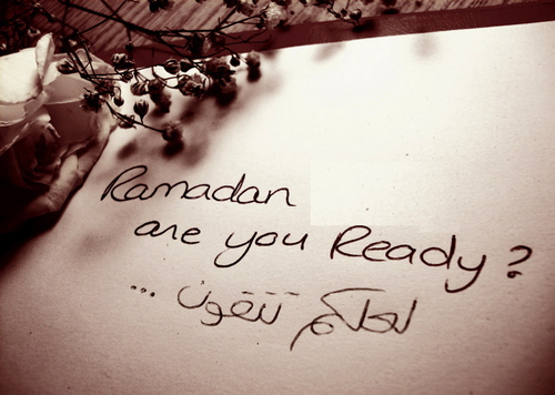 Ramadan Are you ready ?