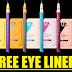 EXPIRED!!  Free Full Size UZ Flowfushi Liquid Eyeliner