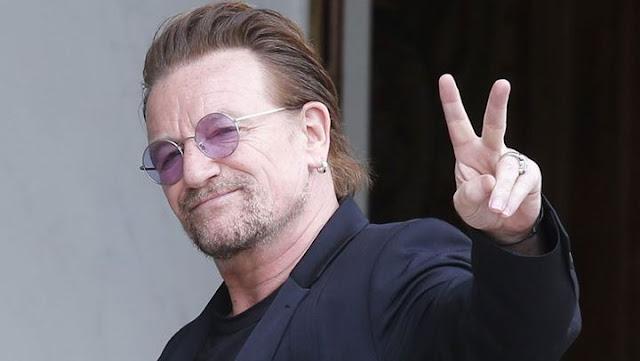 Διακοπές στην Ύδρα κάνει ο Bono των U2