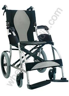 Karma Ergo Lite 2501 Wheelchair