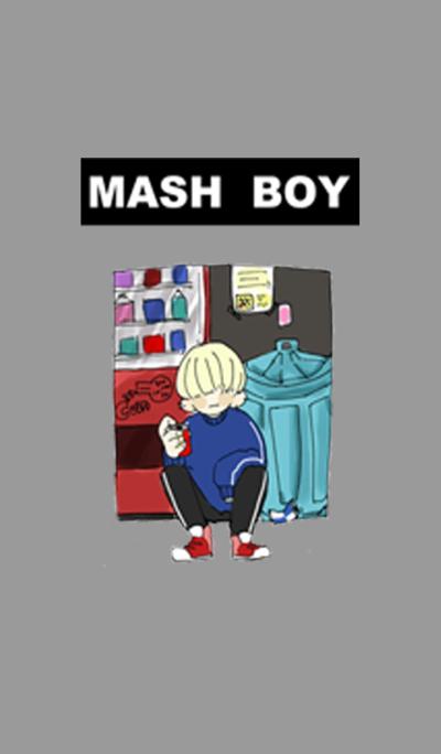 MASH BOY