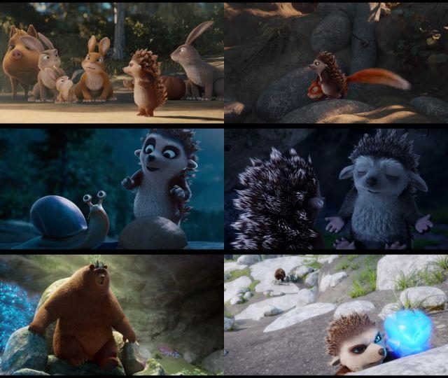 Latte y la piedra de agua mágica (2019) HD 1080p y 720p Latino Dual