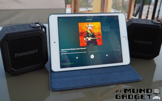 [Review] Tronsmart Element Groove (Force Mini): El Mejor Altavoz Bluetooth que Encontrarás a este Precio
