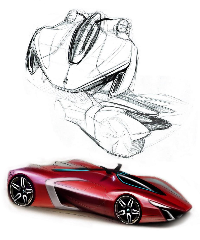 Ferrari Designer