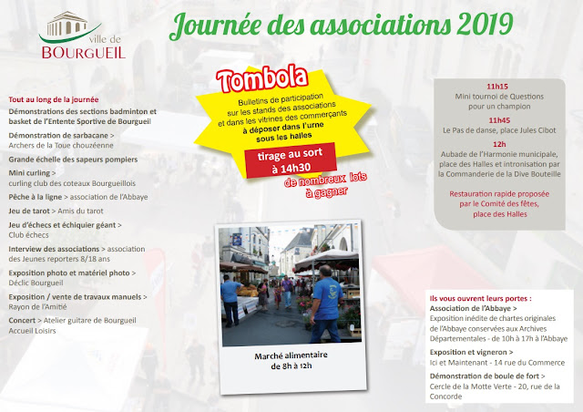 Journée des associations Bourgueil