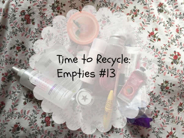 Time to Recycle: Empties #13