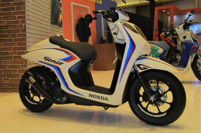 Ketahui Spesifikasi Motor Honda Genio Sebelum Membeli