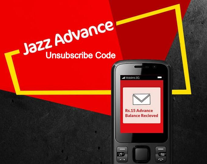 Jazz advance unsubscribe code - How to Unsubscribe Jazz Advance Offer 2021