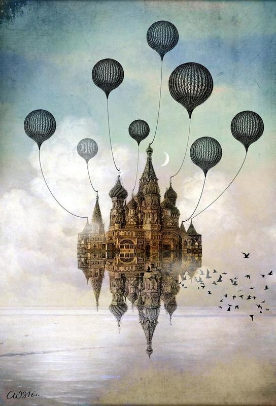 08-Journey-To-The-East-Catrin-Welz-Stein-Collages-of-Illustrations-and-Photographs-Resulting-in-Surrealism
