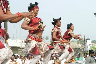 African Dance Examples