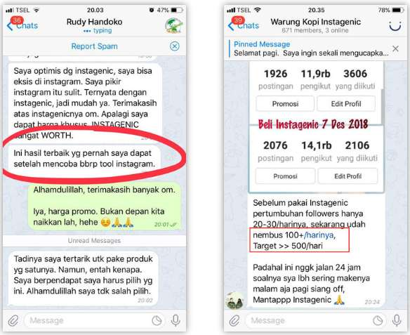 cara meningkatkan menambah jumlah followers di akun Instagram aktif secara AUTOPILOT dengan menggunakan software