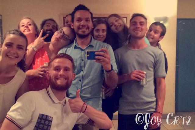 Une soirée avec les volontaires de Toulouse EURO 2016