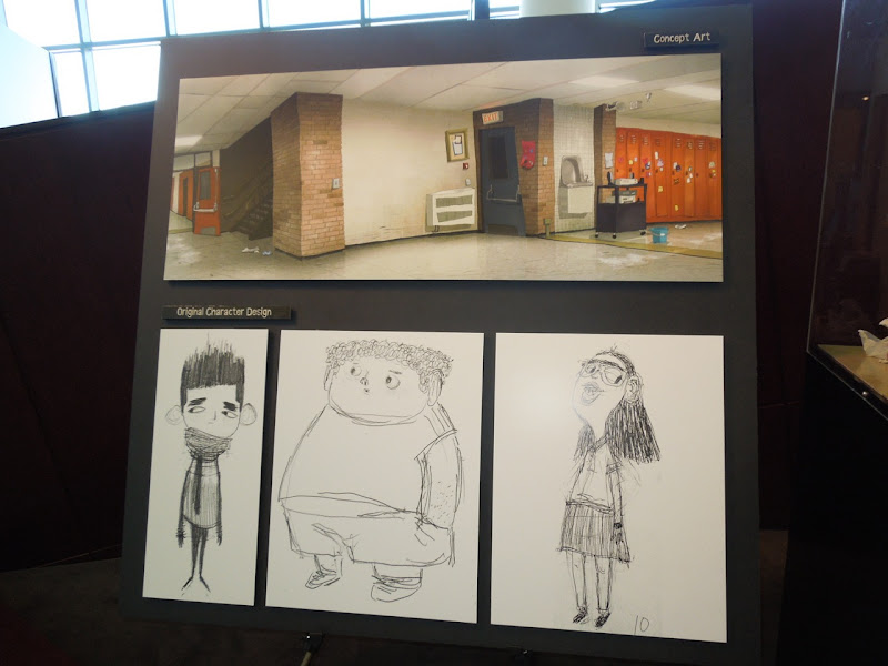ParaNorman movie concept art