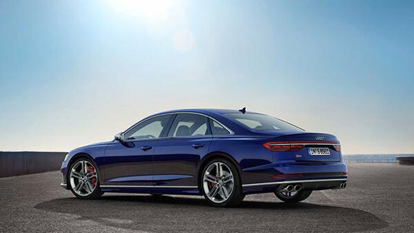 2020 Audi S8 Görseller - 3