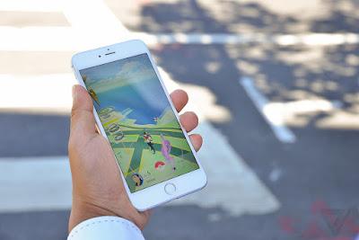 Baru! Pokémon GO Release Update 0.31.0