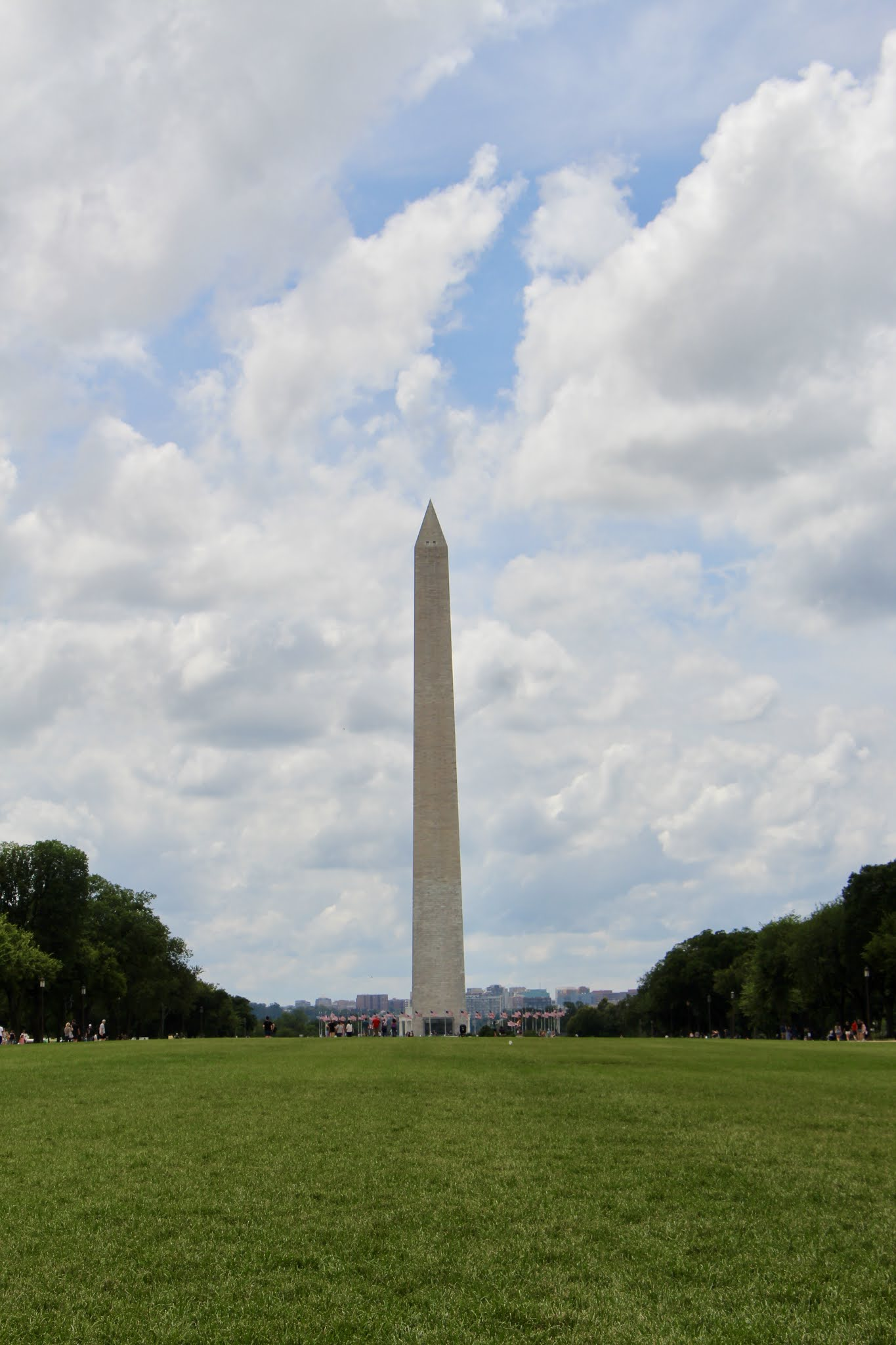 travel guide, Washington monument