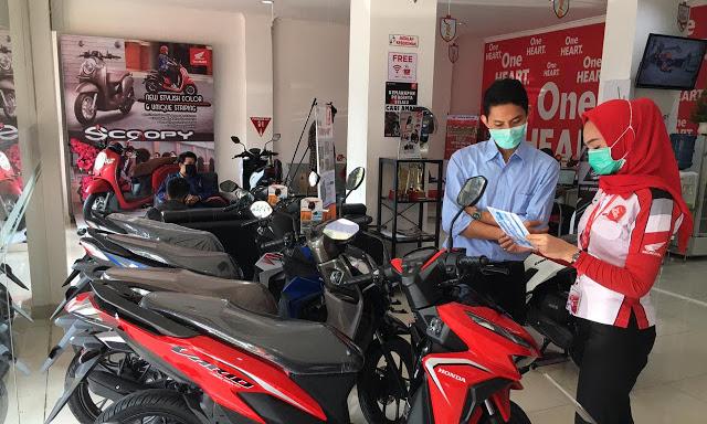 Yang Spesial Dari Honda Kalbar Bagi PNS