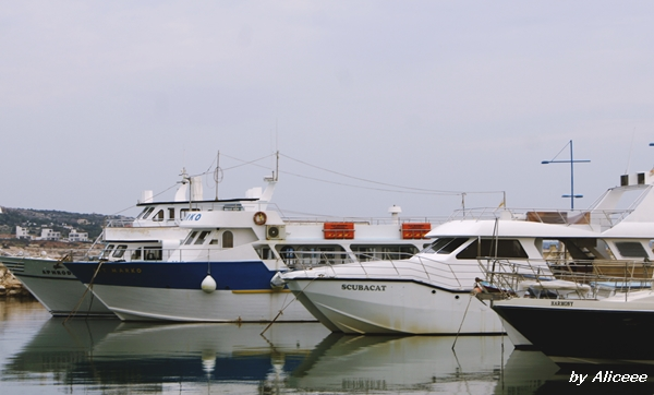 Limanaki-port