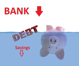 BANK LOSS DEBT NPA INDIAN GOVERMENT SAVING ACCOUNT INDIAN POST