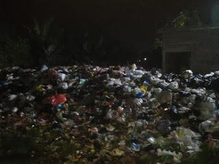 Warga Perumahan Gemilang Property lakukan Pembersihan Sampah Tanpa Bantuan Dari Pemerintahan Desa