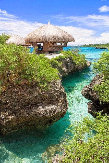 10 Most Famous Travel Destinations In Philippines | Rock Resort Camotes Island, Cebu Philippines