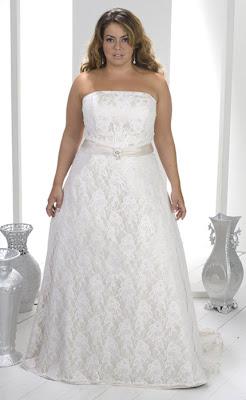 Brautkleider Fur Mollige Frauen