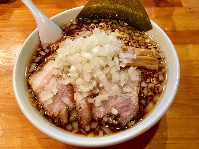 竹岡式ラーメン(玉ねぎ)