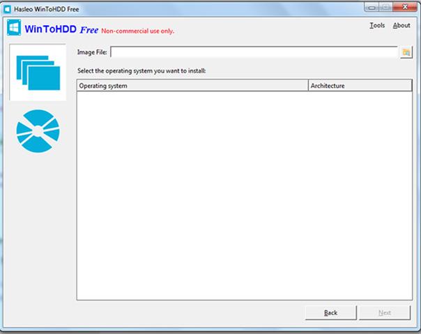 Hướng dẫn cách sử dụng WinToHDD cơ bản a