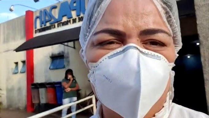 """FUNDO ELEITORAL: """"Acabem com as eleições e invistam na saúde"""", afirma vereadora Ada Dantas"""