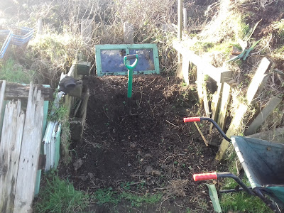 Allotment - Compost Bin