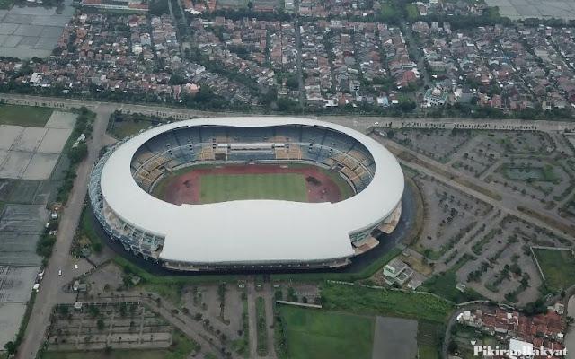 Stadion GBLA Bisa Dipakai Persib di Liga 1 2020 dengan Syarat