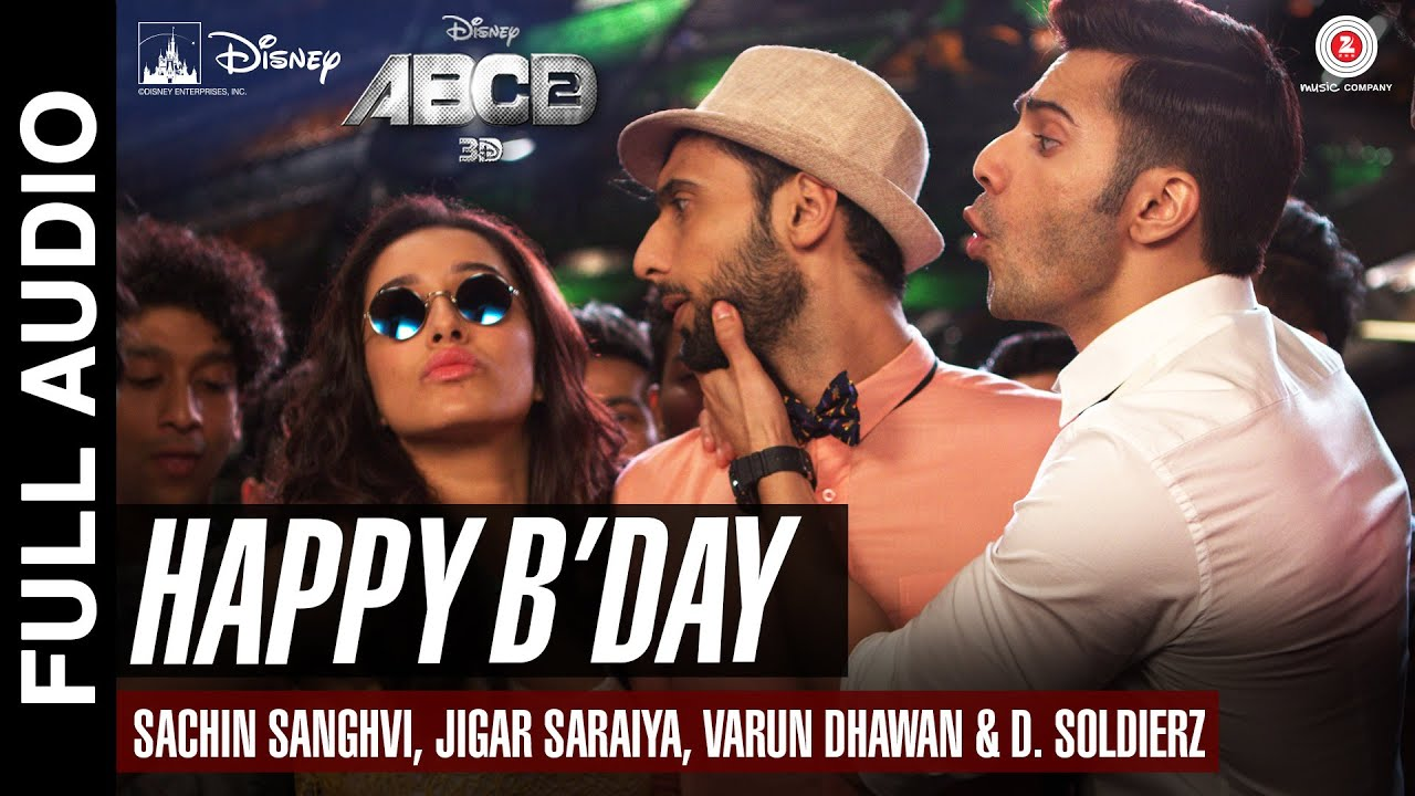 Tera Happy Birthday Lyrics in Hindi