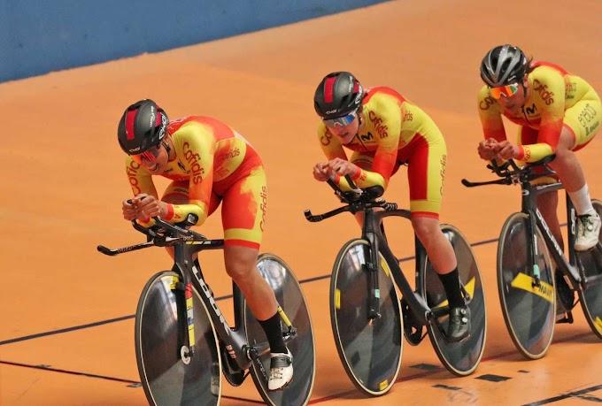 Ya se conocen los ciclistas de la Selección Española de Pista élite para la Copa de las Naciones de Hong Kong