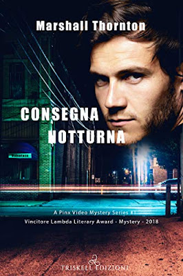 Consegna notturna - Marshall Thornton [recensione]