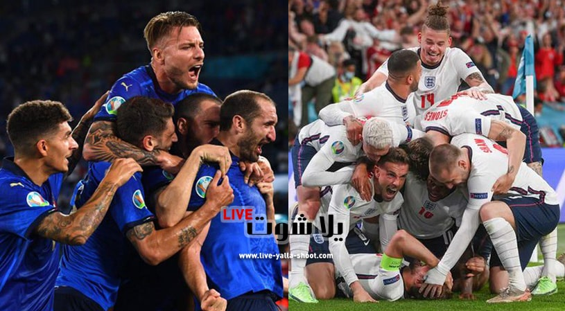 إيطاليا و إنجلترا