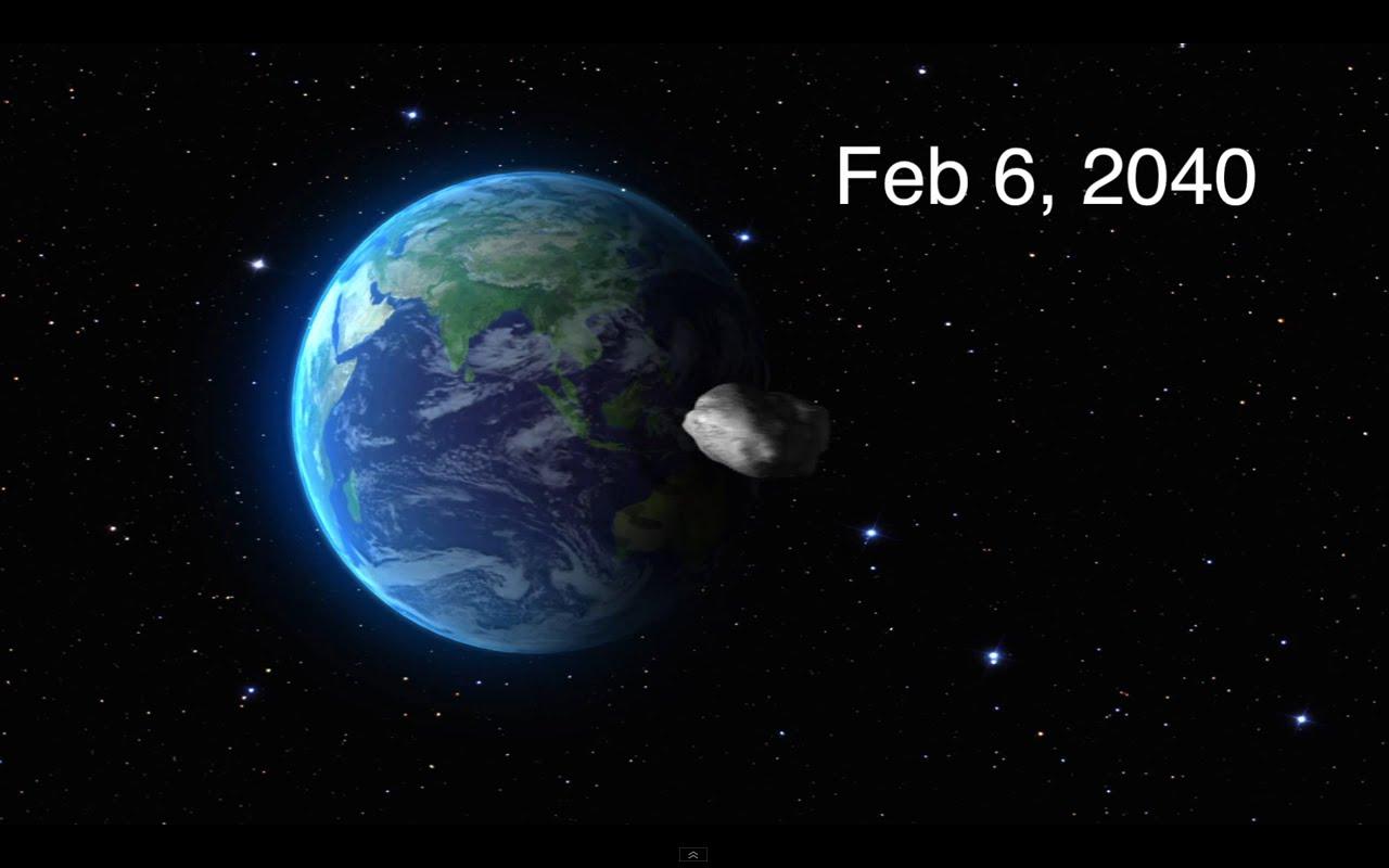 光明會 錫安長老會 聖羅馬帝國和NWO 及森遜密碼驗證: NASA確定了新的小行星2011 AG5威脅,在30年時間 ...