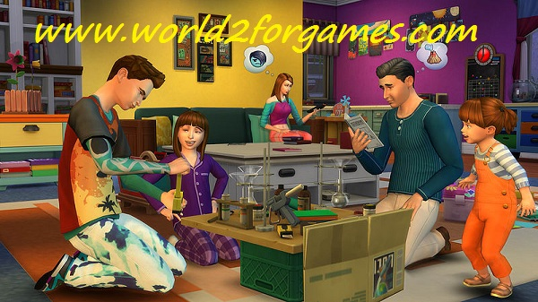 Free Download The Sims 4