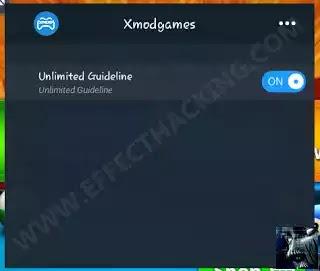 cara menggunakan xmodgames hack game android
